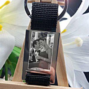 Fotogravur Schlüsselanhänger von Photograver